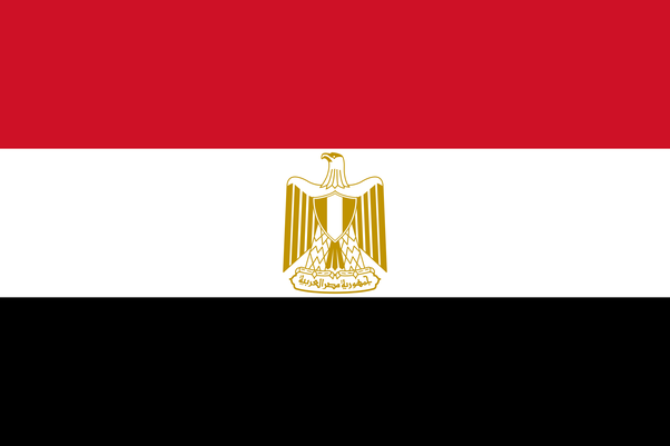 red represents the struggle against the british occupation of egypt the period before 1952