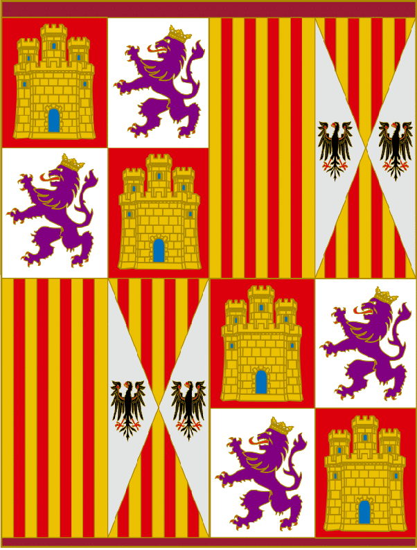 What Has Spains Flag Looked Like Throughout History Quora