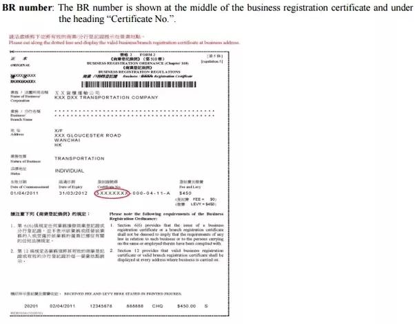 Do Hong Kong cpanies have tax ID? - Quora