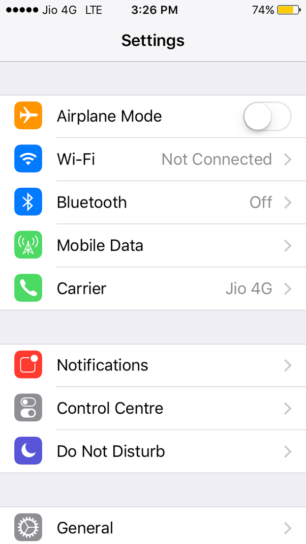 how to make my iphone a hotspot how to create a hotspot using a jio 4g sim quora 20163