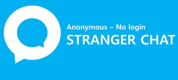 Random with strangers chat online Random chat