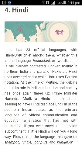 Is Hindi The Most Spoken Language In The World Quora - Hindi language rank in world