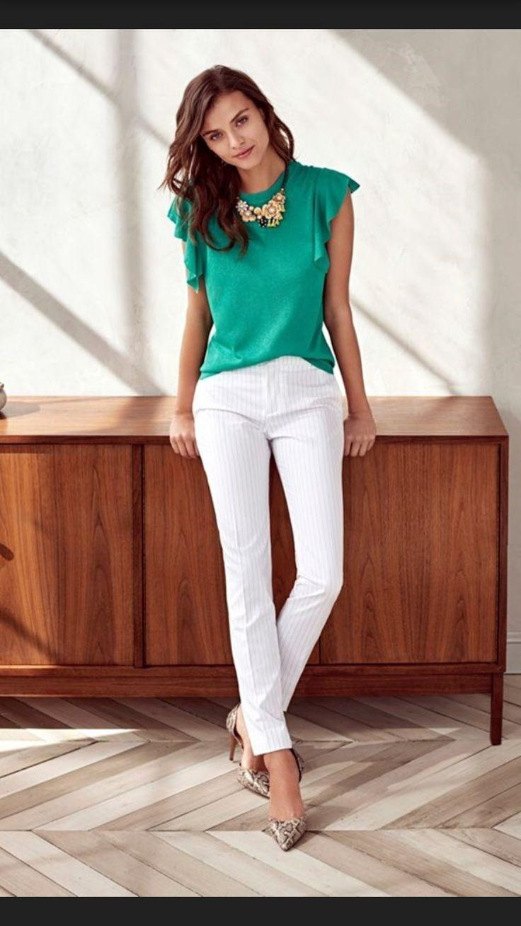 What Is The Best Color Of Pants To Wear With An Algae Greenish Shirt