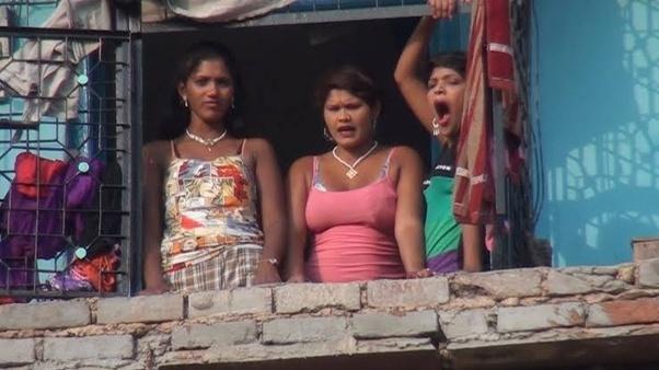भारत में वेश्यालय जाना कैसा है?