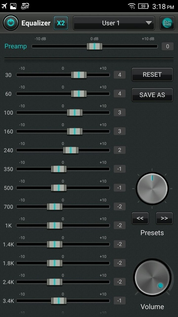 What Is The Best Equalizer Settings For Good Bass On Android Quora
