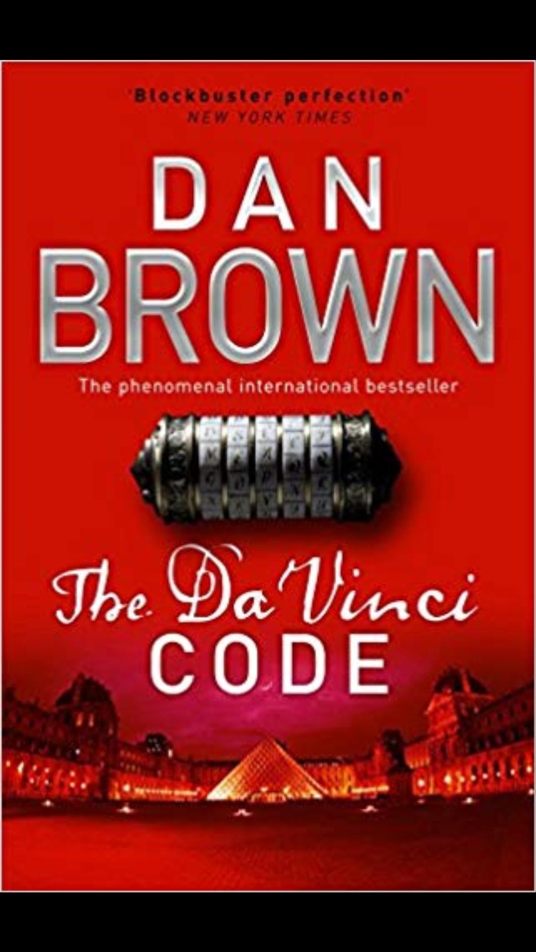 Which book of Dan Brown should I read first, The Da Vinci Code ...