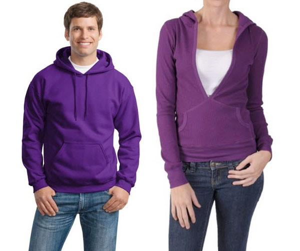What Colour Shirt Suits A Purple Hoodie Quora