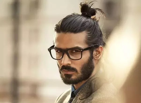 If I Had To Phrase It Into My Own Words Then A Man Bun Is Pony Tail On Steroids