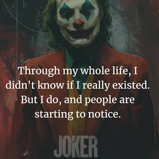 what are the joker s best quotes in joker movie quora