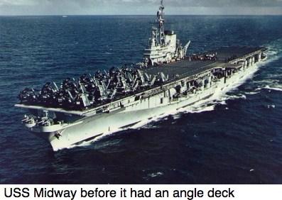 Uss Enterprise Aircraft Carrier Flight Deck New Cl Of Carriers