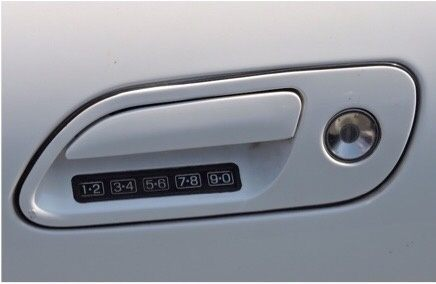 Why Does Ford Continue To Put The Keyless Entry Keypad On Its Cars