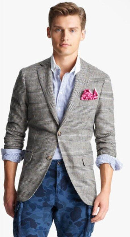What Color Pocket Square Goes Best With A Grey Suit Quora