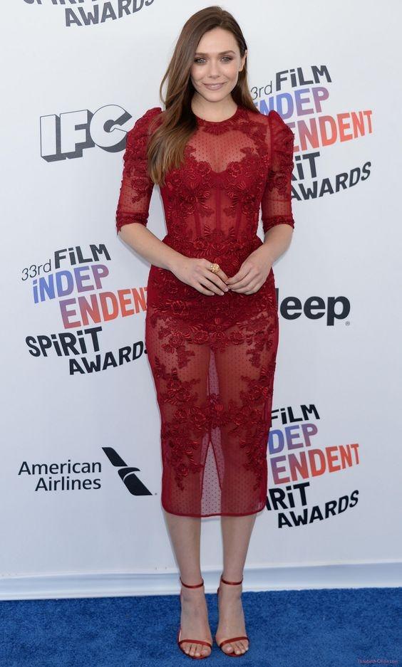 What Are  Glamorous Photos Of Elizabeth Olsen Quora