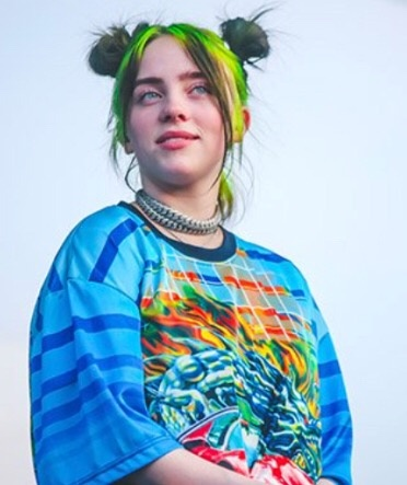 Why Does Billie Eilish Wear Baggy Clothes Quora