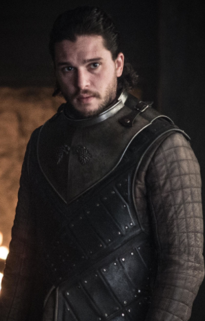Why do they portray Jon Snow as a master swordsman in the ...