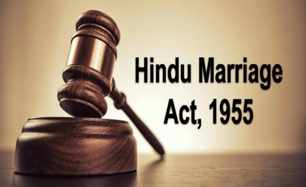 How to explain 'The Hindu Marriage act 1955' to common citizen in  comprehensive way - Quora
