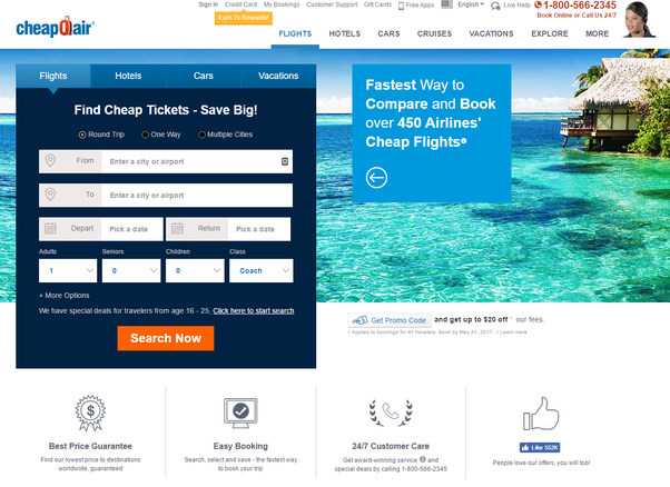 What is the best and a scam free way to book cheap flights