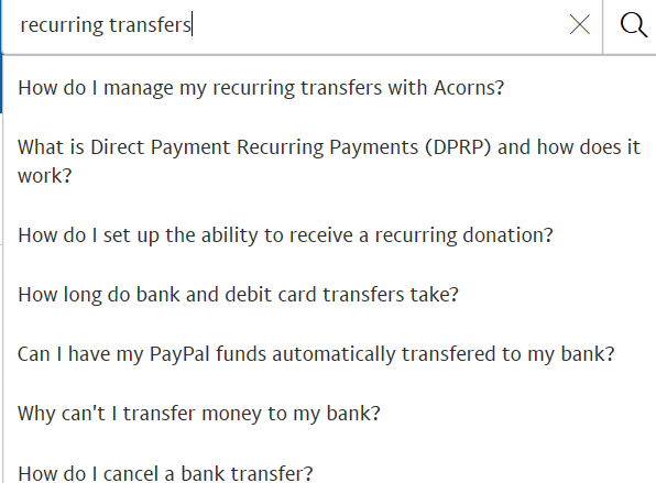 How to set up automatic transfers on PayPal - Quora