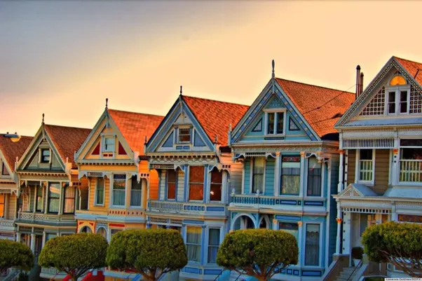 how to choose exterior paint colors for victorian era houses quora
