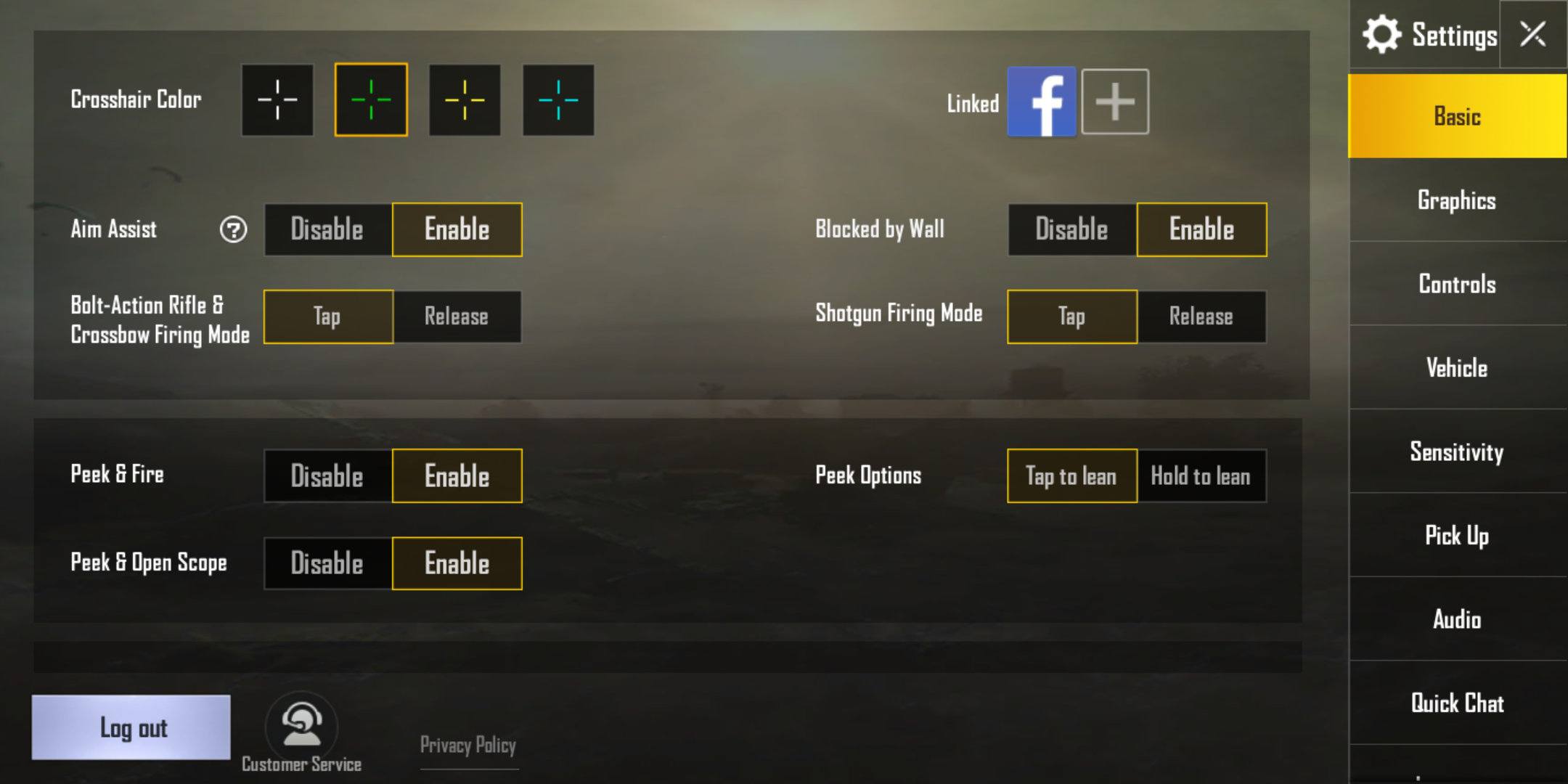 There Are Best Settings For Pubg Mobile Game: Top Pubg Mobile Game Settings