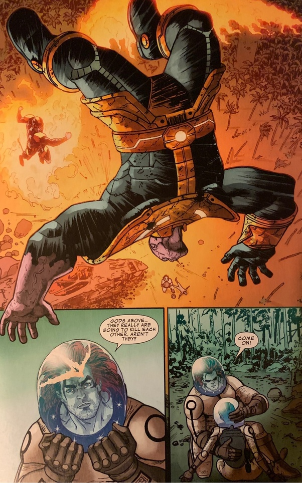 Phoenix Force vs  Thanos: Who/what is more powerful? - Quora