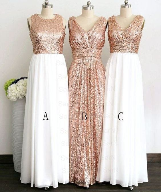 Weddings What Are Good Ways To Choose Bridesmaid Dresses Quora