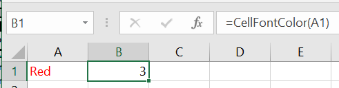For Excel 2016, how do I change the cell color of a row base