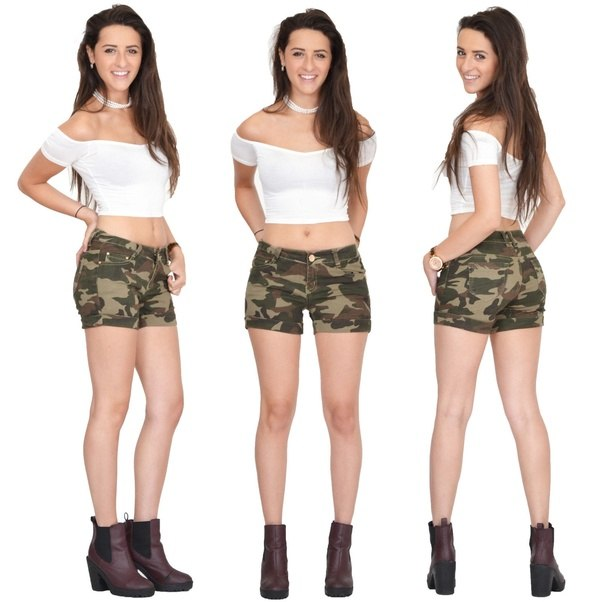What Shirt And Shoes Go Well With Camo Shorts Quora