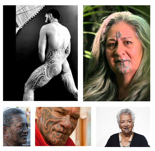 Why Do Maori People Tattoo Their Faces: Is There A Resource For Finding The Meanings Behind The