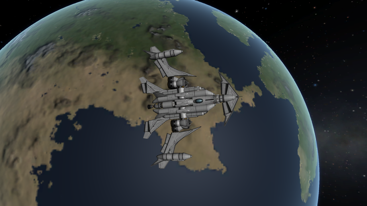 What is the most impressive thing you have built in Kerbal
