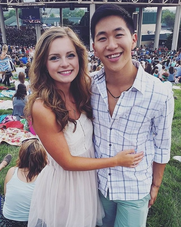 Asian guys cant get white girls