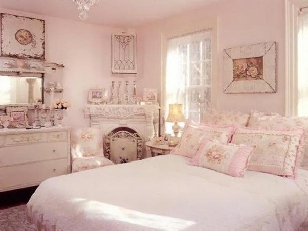 What Are Some Shabby Chic Bedroom Decorating Ideas Quora