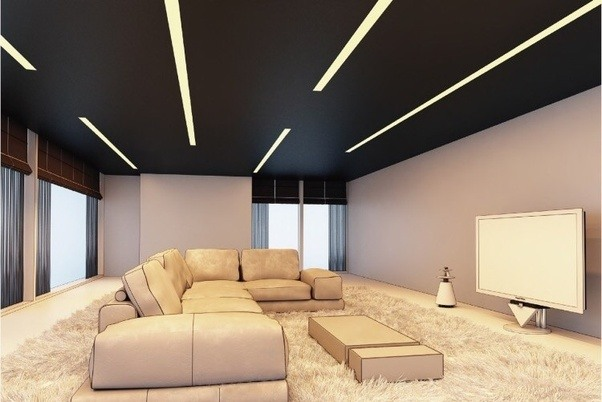 How do we choose led strips for home decoration quora there are some fantastic linear profile designs which house the led strip meaning that using it as a direct and useable light source can often be a much aloadofball Choice Image