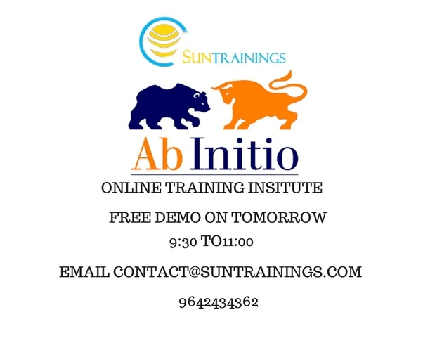 Which is the best training institute for abinitios in