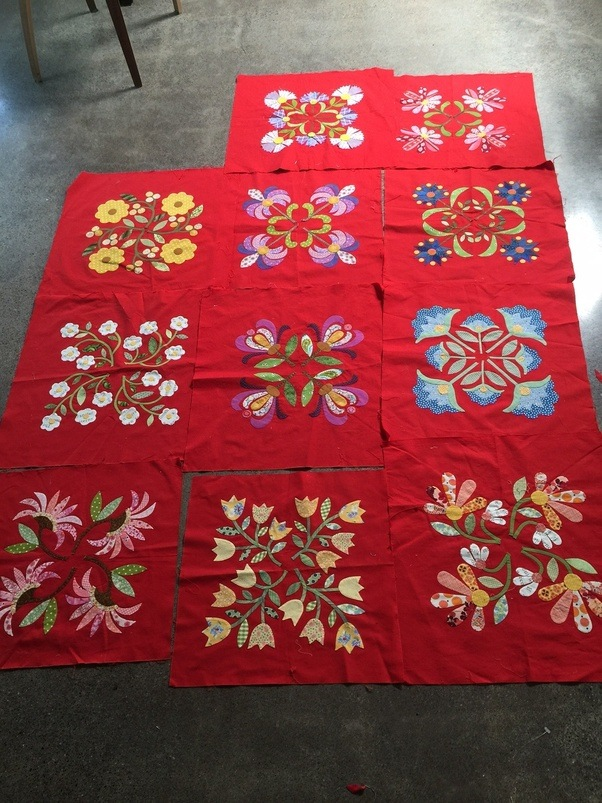 What Are The Best Tips For Quilt Applique Techniques Quora