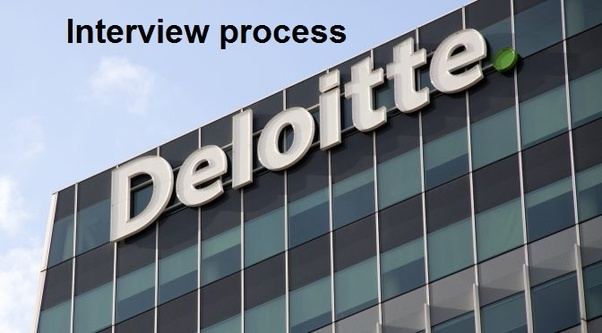What is your Deloitte interview experience? - Quora