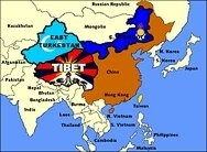 Why Mansarovar Lake And Kailash Parvat Are Located In China And - Location of china