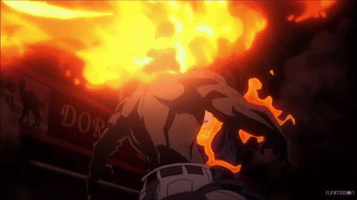 Is Dabi's quirk from Boku No Hero stronger than the Hell Flame quirk