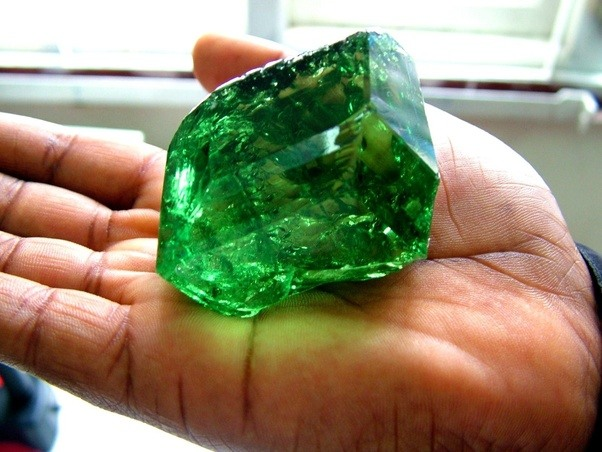what are some rare photos of raw rough and uncut gemstones quora