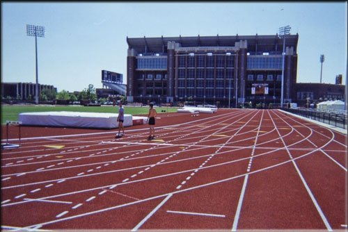 How Much Does It Cost To Build A 400 Meter Track Quora