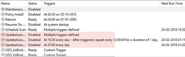mcafee service host high disk usage windows 10