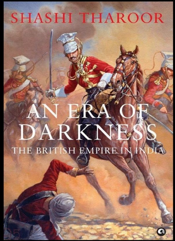 Where can I get an era of darkness PDF book? - Quora