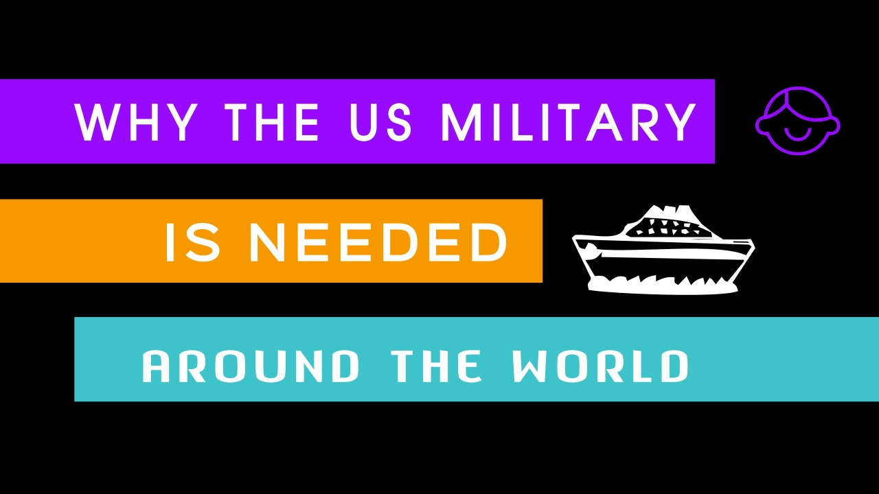 Why America's Military is VITAL to World Affairs  World Affairs USA UN The United States The United Nations the american military NATO military MAGA foreign policy Europe America  us canada politics
