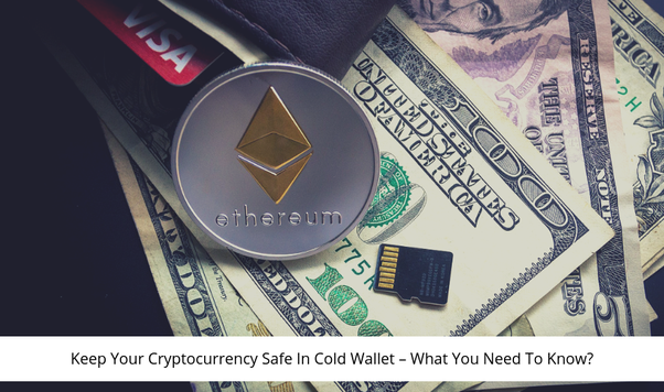 how do my cryptocurrencies rise when on a cold wallet