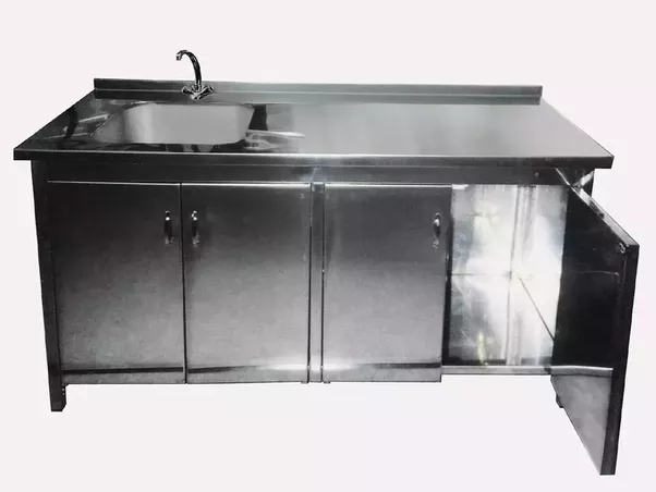 steel is stronger than aluminum is due to its higher overall density  there are many applications such as commercial counter tops and kitchen sinks     what are the pros and cons of aluminum versus stainless steel    quora  rh   quora com