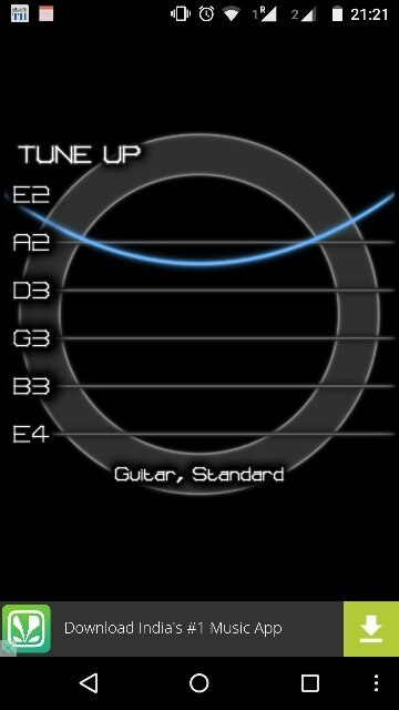 which androide guitar tuner app is best for tuning my guitar quora. Black Bedroom Furniture Sets. Home Design Ideas