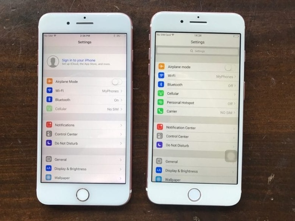 What's the difference between an iPhone clone and the real