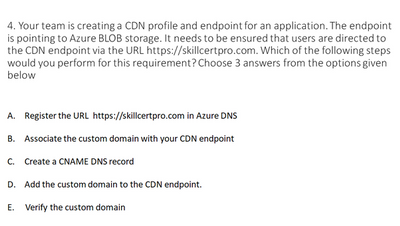 Has anyone gave Azure Administration exam (AZ-103)? Could