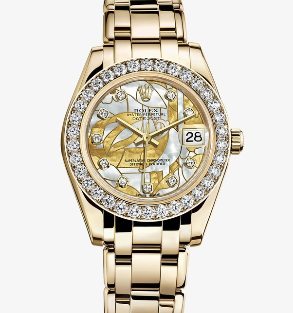 rolex watch how to spot a fake