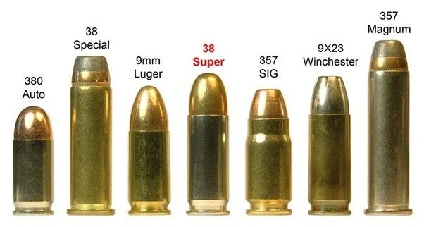 38 cal low penetration ammo gradually